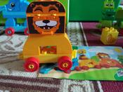 Конструктор LEGO DUPLO Creative Play 10863 Мой первый парад животных #4, Кралинина Анастасия Олеговна