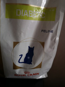 "Корм сухой Royal Canin ""Vet Diabetic feline DS46"", для кошек при сахарном диабете, 1,5 кг #3, Светлана Ш."