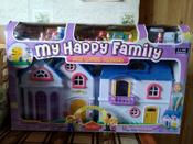 Keenway Игровой набор My Happy Family #6, Ирина Ц.