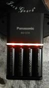 Зарядное устройство Panasonic Smart & Quick, K-KJ55HCD40E, для 1-4 аккумуляторов типа АА/ААА Ni-MH + батарейка типа АА, 2500 mAh, 4 шт #14, Сергей Н.