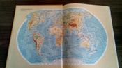 Мир и человек. Полный иллюстрированный географический атлас   Нет автора #9, Александр Т.