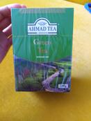 Ahmad Tea зеленый чай, 200 г #5, Елена О.
