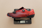 Велотуфли мужские Shimano, цвет: красный. SH-XC700. Размер 45 (44) #2, Вадим М.