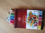 Набор карандашей акварельных MONDELUZ, 36 цв #108, Вика