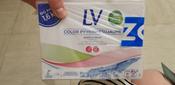 Концентрированный стиральный порошок LV, для цветного белья, 1,6 кг #12, мадина