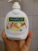 """Palmolive Жидкое мыло """"Увлажнение для чувствительной кожи"""" миндаль и увлажняющее молочко, 300 мл #8, Людмила"""