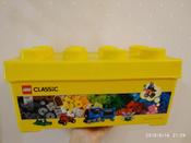 Конструктор LEGO Classic 10696 Набор для творчества среднего размера #231, Татьяна Г.