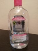 Garnier Вода мицеллярная 3в1, для очищения лица, для всех типов кожи, 400 мл #9, Vera Anokhina
