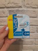 Gillette Venus Сменные кассеты для бритья, 4 шт #400, Татяна