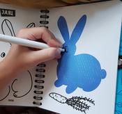 Вondibon Развивающие игры в дорогу Учимся рисовать #1, Алена