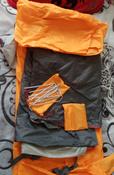 """Палатка 2-местная NOVA TOUR Nova Tour """"Ай Петри 2 V2"""", цвет: оранжевый. Арт.95414 #9, Илья С."""