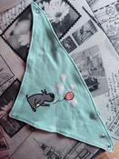 Нагрудник и шейный платок 2 в 1 (Собачка) #14, Тремасова Екатерина
