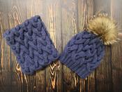 """Пряжа для вязания Alize """"Lanagold"""", цвет: джинсовый меланж (203), 240 м, 100 г, 5 шт #1, Денис Ф."""