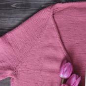 """Пряжа для вязания Астра """"Афродита"""", цвет: розовый (11), 250 м, 100 г, 5 шт #6, смотрите инстаграмм - cloudy__alice"""