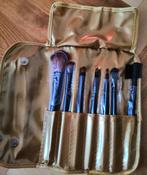 Magruss Профессиональный набор кистей для макияжа (7шт + чехол) #5, Наталья Б.