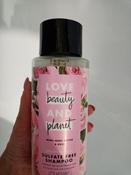 Love Beauty&Planet Цветущий цвет шампунь для волос, бессульфатный, 400 мл #11, Наталья