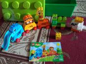 Конструктор LEGO DUPLO Creative Play 10863 Мой первый парад животных #9, Кралинина Анастасия Олеговна