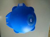 Чашка-непроливайка, Canpol Babies  180 мл. Медвежонок 9+, цвет: синий #15, Екатерина