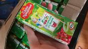Сады Придонья Сок яблочно-вишневый прямого отжима с мякотью с 5 месяцев, 27 шт по 0,2 л #121, Светлана С.