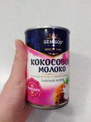 Sen Soy Кокосовое молоко 5-7%, 400 мл #11, Елена А.