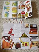 Умная бумага Сборный домик-раскраска Таверна #8, Татьяна Грин