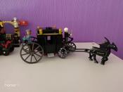 Конструктор LEGO Harry Potter 75951 Побег Грин-де-Вальда #1, Елена С.