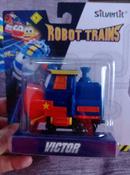 """Паровозик """"Виктор"""" Robot Trains  #14, Ольга З."""