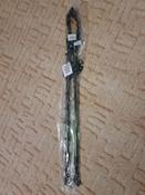 """Палки для скандинавской ходьбы Larsen """"Tracker"""", двухсекционные, цвет: темно-зеленый, черный, длина 90-135 см, 2 шт #5, Оксана П."""