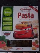 Dalla Costa Disney Фигурные Тачки со шпинатом и томатами, 250 г #1, Алена