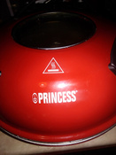 Пицца мейкер Princess 115003, Red #23,  Вера