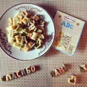 Dalla Costa Алфавит без яиц со шпинатом и томатом, 250 г #3, Трубина Анна Николаевна