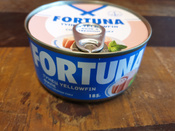 Fortuna тунец филе в собственном соку, 185 г #14, Сергей