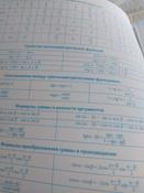 Hatber Тетрадь Коллекция Знаний Алгебра 48 листов в клетку #6, Маргарита
