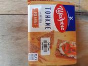 Щедрые хлебцы тонкие ржаные, 170 г #1, Молчанова Света
