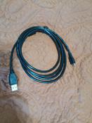 Кабель ATcom  USB (Am - micro USB), пакет, черный #13, Надежда В.