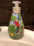"""Жидкое детское мыло для рук """"Frosch"""", ухаживающее, 300 мл #1, Виктория Р."""