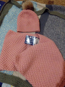"""Пряжа для вязания Астра """"Афродита"""", цвет: розовый (11), 250 м, 100 г, 5 шт #9, Евгения Р."""
