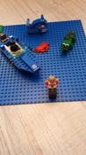 Конструктор LEGO Classic 10714 Синяя базовая пластина #12, Скобелина Светлана