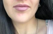 Помада для губ L'Oreal Paris Les Chocolats, жидкая, матовая, оттенок 842, цвет: печенье в глазури #9, Кристина Хвостеева