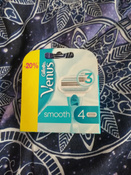 Gillette Venus Сменные кассеты для бритья, 4 шт #391, Долгова Наталья