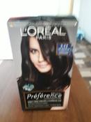 """L'Oreal Paris Стойкая краска для волос """"Preference"""", с комплексом Экстраблеск, оттенок 3.12, Мулен Руж #15, Елизавета Б."""