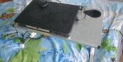 """Столик/подставка для ноутбука Crown Micro Crown Micro CMLS-101 столик для ноутбука 17"""", 50х28х32 см #4, Андрей П."""