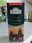 Ahmad Tea Classic черный чай в пакетиках, 25 шт #13, Дарья П.