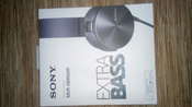 Наушники Sony Extra Bass MDR-XB950AP, серый #4, Чаплинский Дмитрий Алексеевич