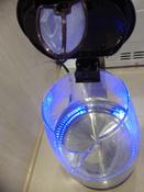 Электрический чайник Polaris PWK 1767CGL, фиолетовый #1, Ольга