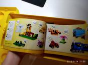 Конструктор LEGO Classic 10696 Набор для творчества среднего размера #228, Татьяна Г.