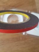 Монтажная лента 3M Акриловая двусторонняя клейкая лента 6 мм x 5 м, 1 шт #12, Екатерина Ц.