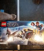 Конструктор LEGO Harry Potter 75951 Побег Грин-де-Вальда #15, Татьяна Б.