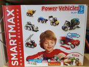 """Магнитный конструктор Bondibon Smartmax """"Специальный набор. Мощная техника"""", развивающая игра #8, Елена М."""