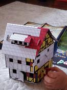 Умная бумага Сборный домик-раскраска Таверна #5, Татьяна Грин